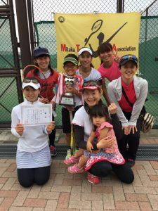 2016女子3部優勝チームJPG